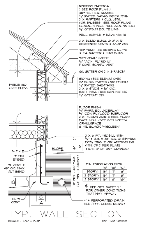 Figure 8-0 Architectural Drafting Using AutoCAD 2004 by Madsen and Palma, p. 741