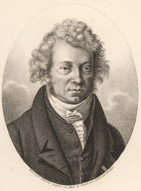 Figure 1-0 Andre M. Ampere (1775-1839)