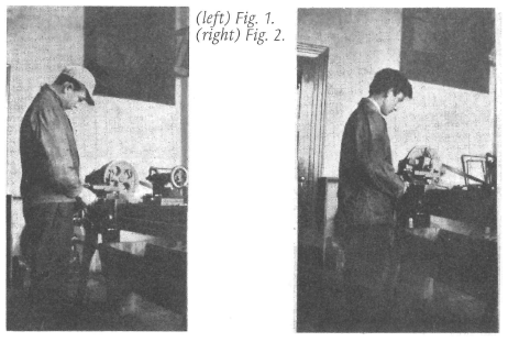 Fig. 1 Equipment used by different students, p. 26