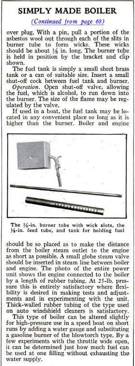 Figure 1-0 Steam Boiler from Popular Science Monthly, Aug 1935, p. 87