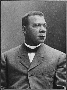 Figure 2-0 Booker T. Washington