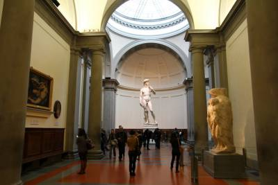 Figure 1-0 Statue of David by Michelangelo