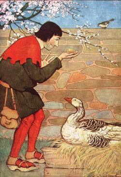 Figure 1-0 Aesop Fable - The Goose That Laid the Golden Eggs