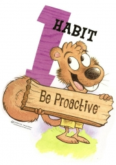 Figure 1-0 Habit 1 - Be Proactive