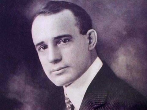 "Figure 1-0 Napoleon Hill wrote one of the best selling books of all time, ""Think and Grow Rich,"" in 1937"