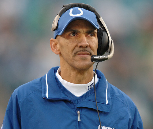 Figure 2-0 Tony Dungy